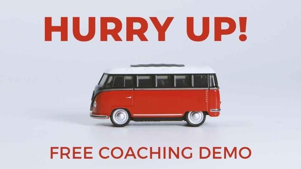 Giuseppe Totino, MCC - Free Coaching Demo 1920X1080
