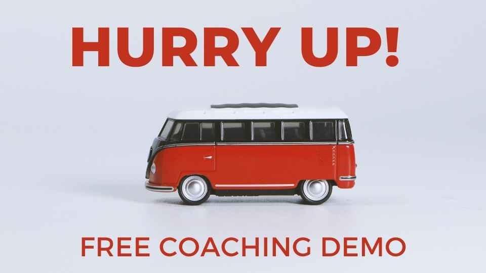 Giuseppe Totino, MCC - Free Coaching Demo