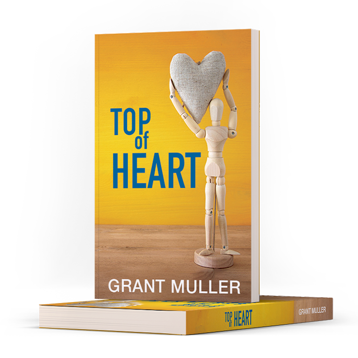Top of Heart book by Grant Muller