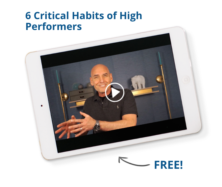 Free video course being played on a tablet device