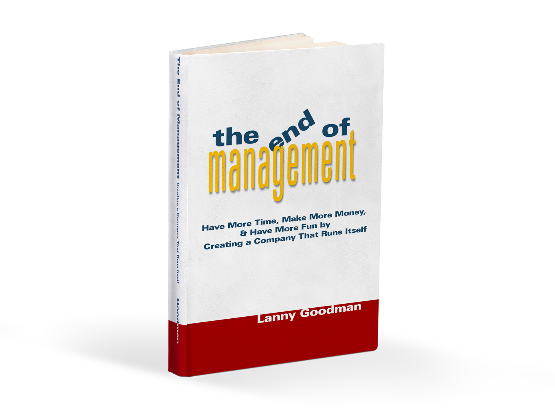 The End of Management Ebook