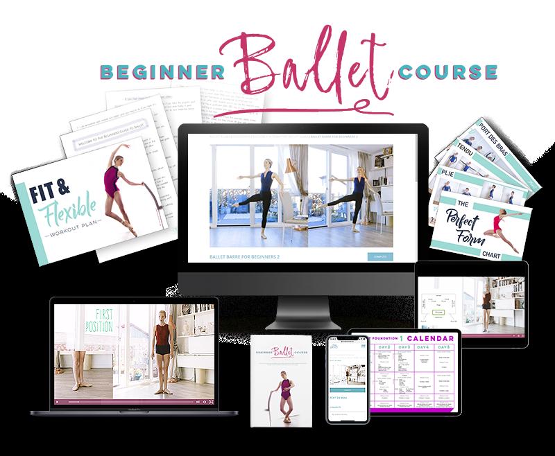 beginner ballet course