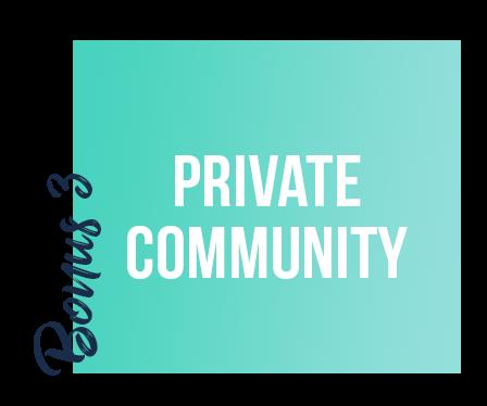 bonus 3 - Private community