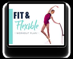 fit & flexible workout plan bonus