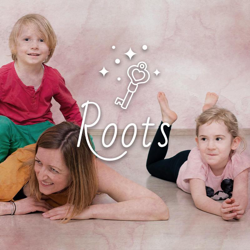 Kinderyoga Ausbildung Online ROOTS
