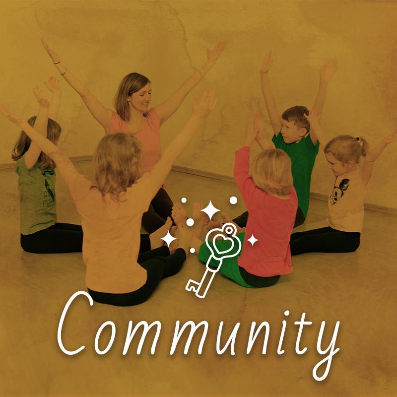 Kinderyoga Ausbildung Online Community