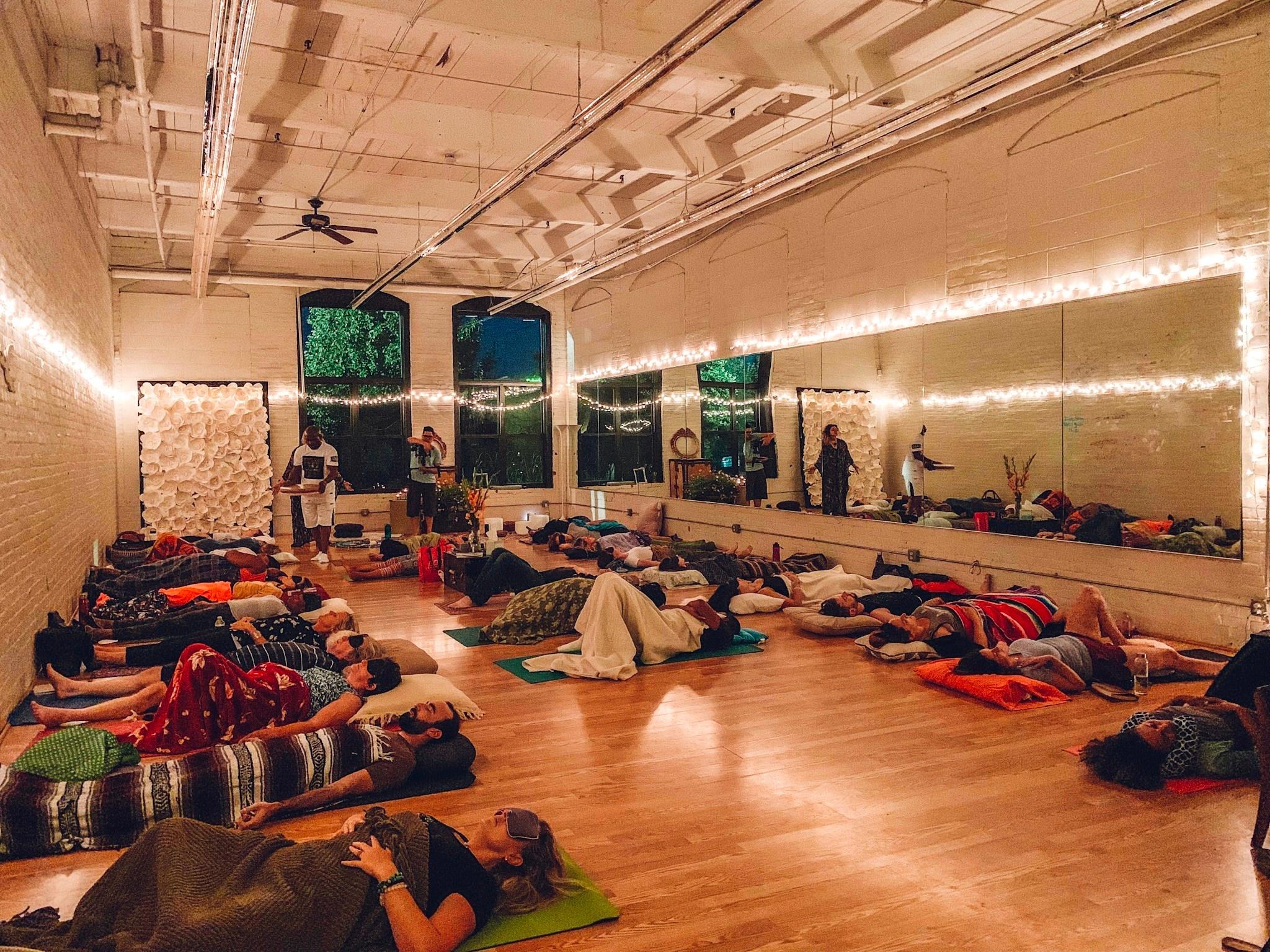 Breathwork Circles and Custom Events