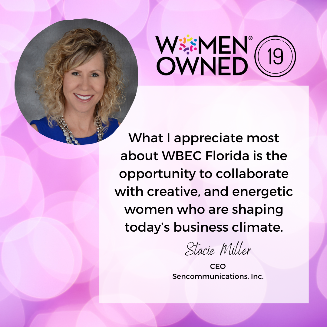 Stacie Miller Quote
