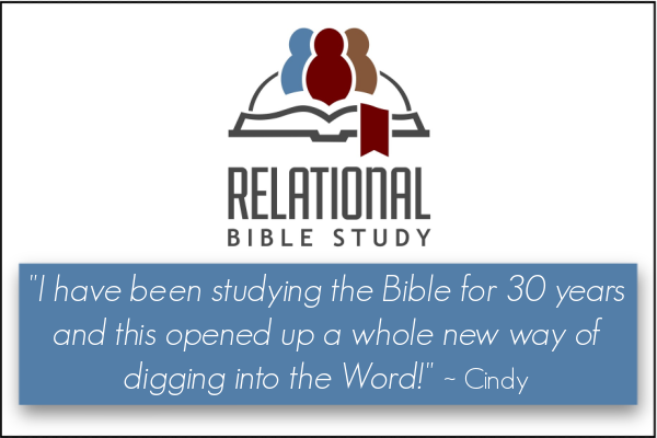 Relational Bible Study Video Course