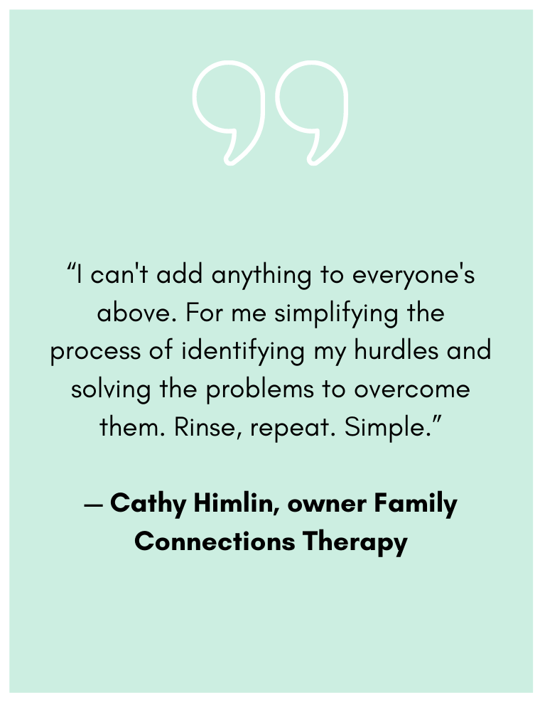 Kasey Compton   Fix This Next for Healthcare Providers   Testimonial   Cathy Himlin