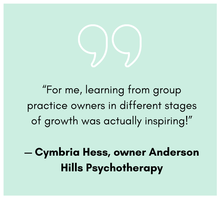 Kasey Compton   Fix This Next for Healthcare Providers   Testimonial   Cymbria Hess