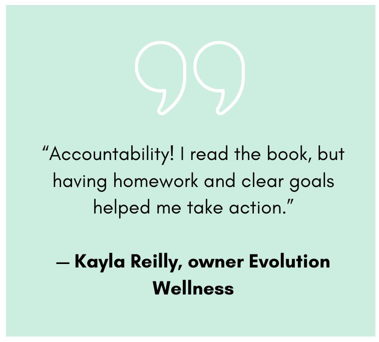 Kasey Compton   Fix This Next for Healthcare Providers   Testimonial   Kayla Reilly