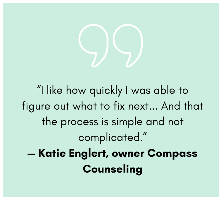 Kasey Compton   Fix This Next for Healthcare Providers   Testimonial   Katie Englert