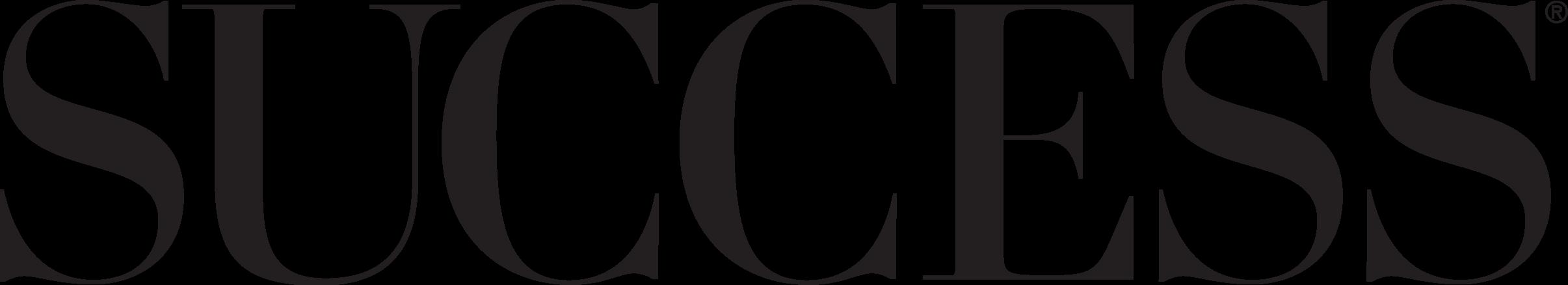 Success Magazine - personal branding