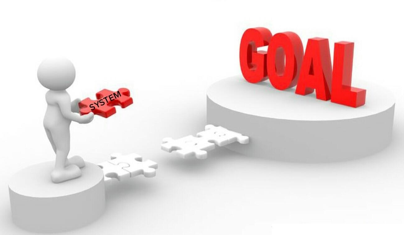 systems lead you to goals