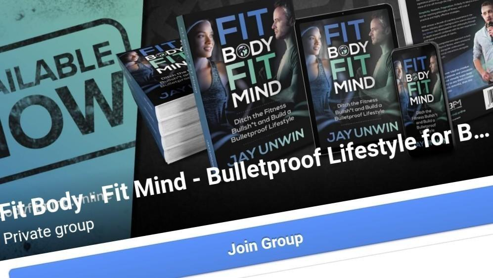 Fit Body Fit Mind Facebook Group