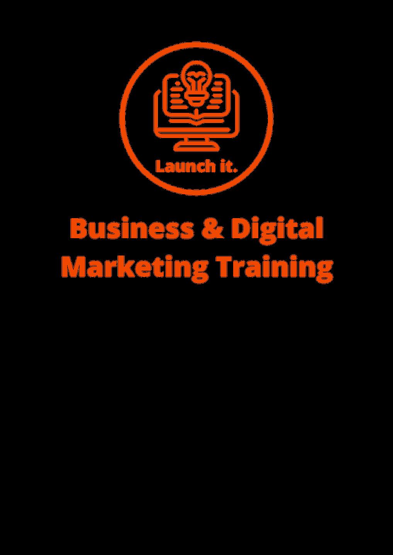 Business & Digital Marketing Training