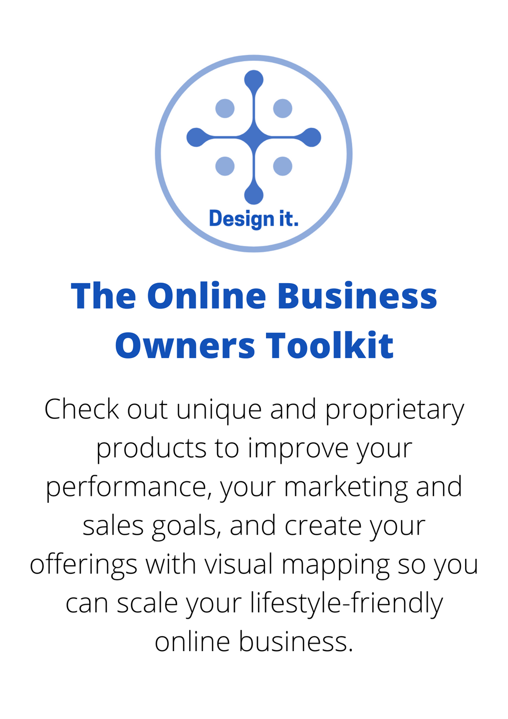 The Online Business Owners Toolkit