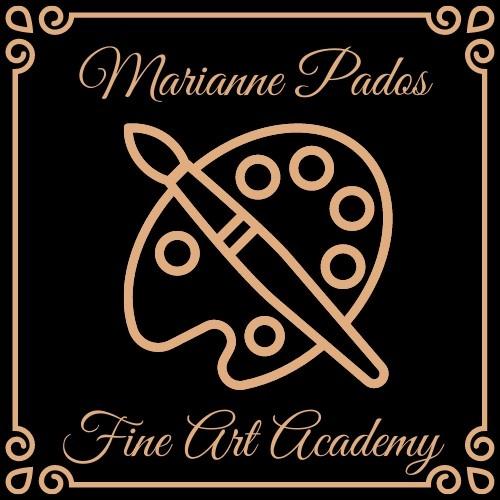 logo_mariannepados_fineart