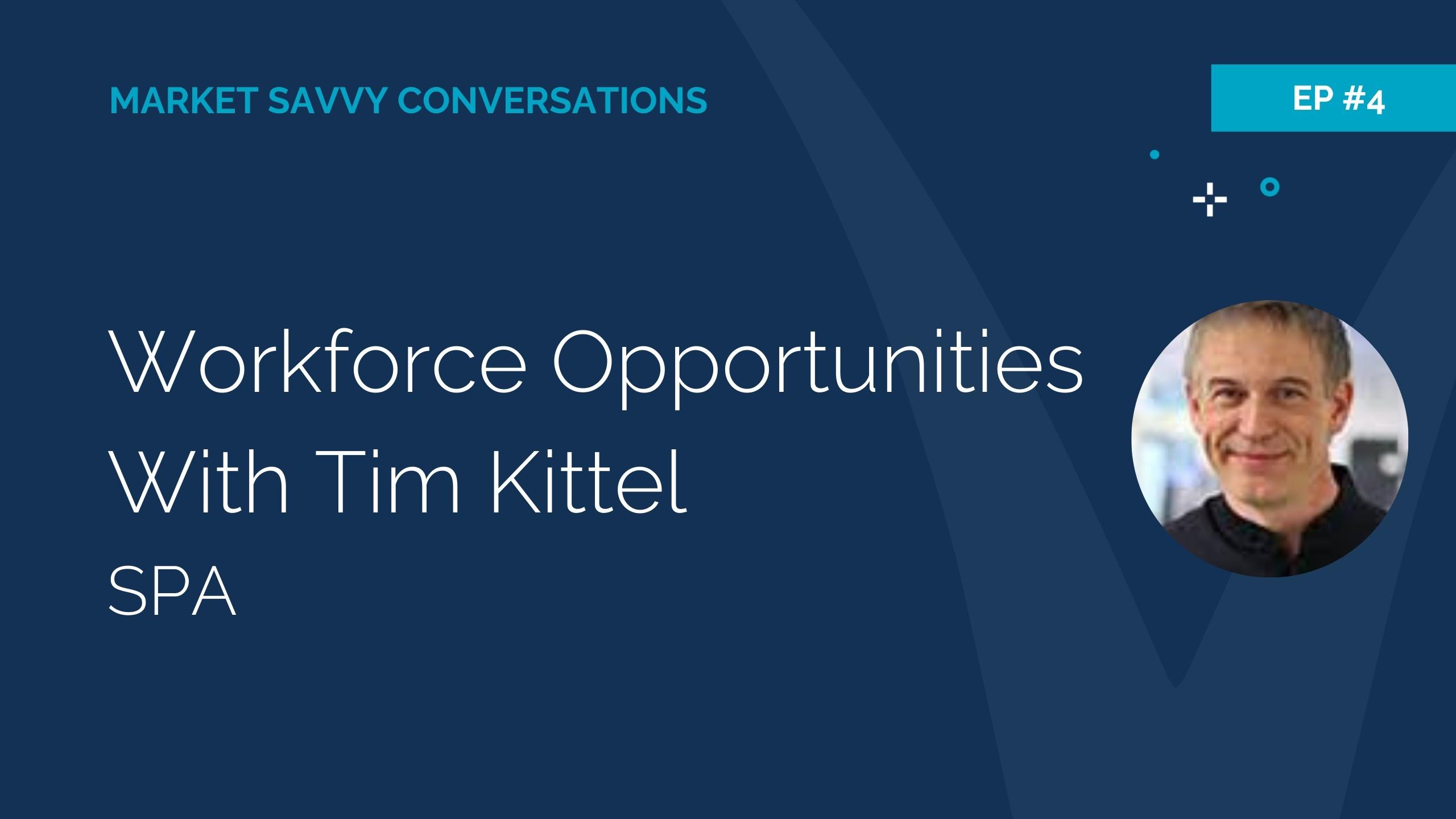 Megan Walker Interviews Tim Kittel President Speech Pathology Australia Workforce Opportunities