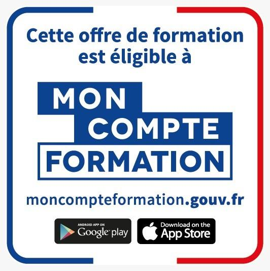 Formation VTC éligible Mon compte formation