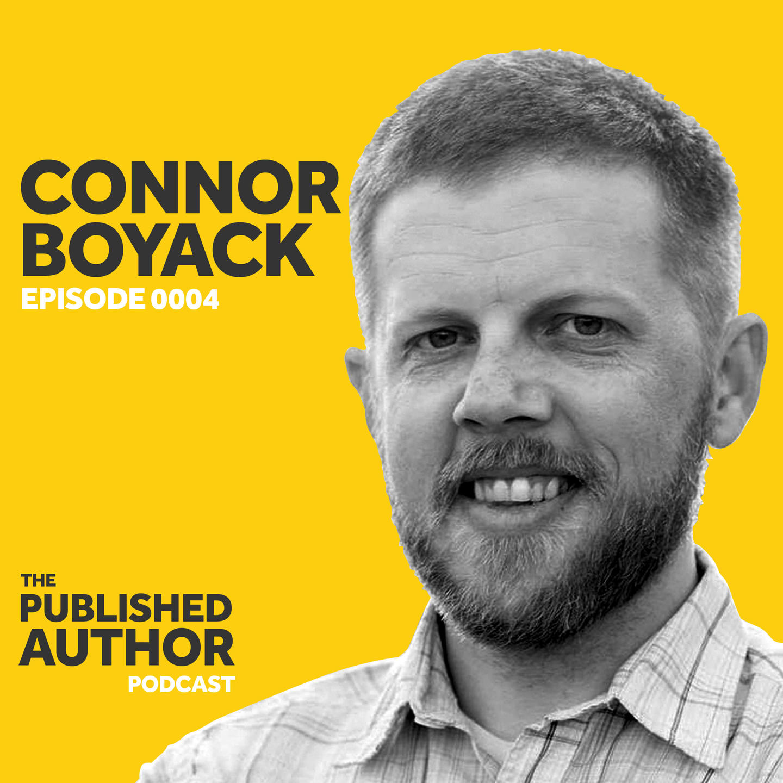 The Published Author Podcast - Episode 0004