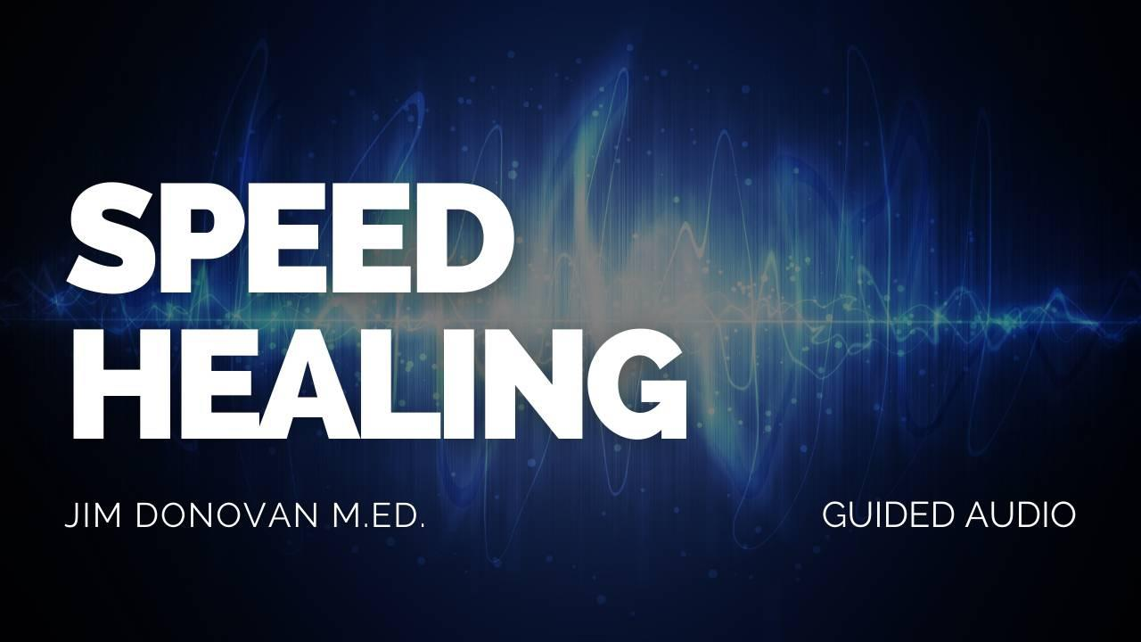 Speed Healing Session