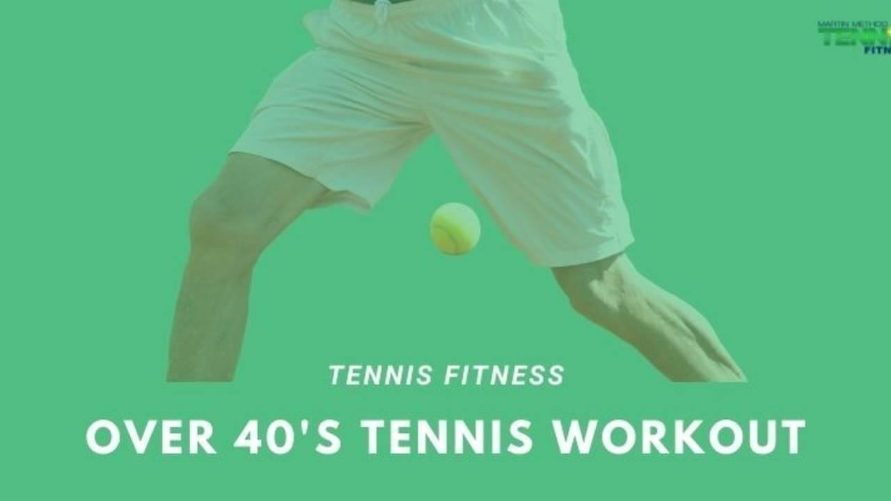 IMAGE OF TENNIS FITNESS FOR KIDS