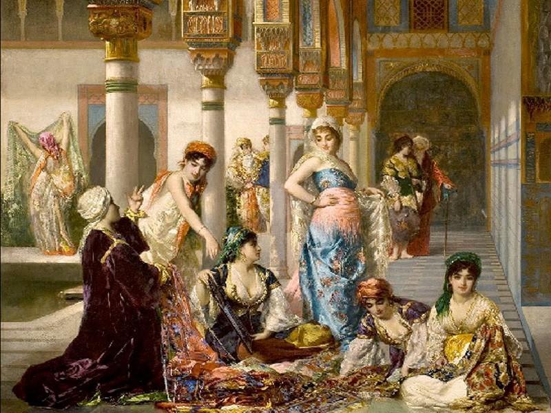 al-Andalus -Zambra Mora History Online with Puela Lunaris-