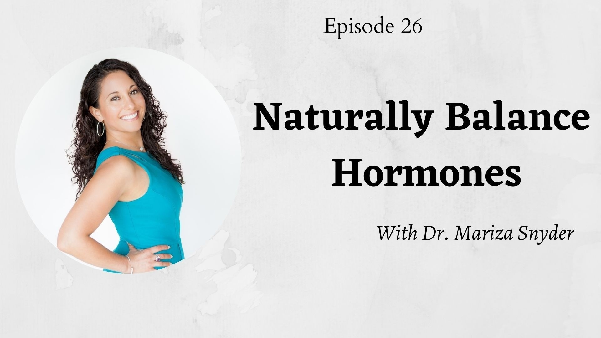 Dr. Gersh How The Thyroid Impacts Mental Health