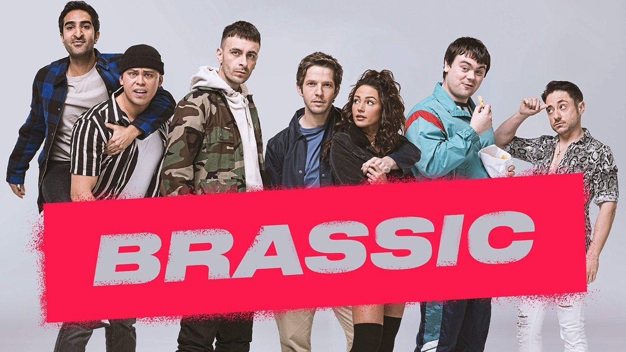 The cast of Brassic