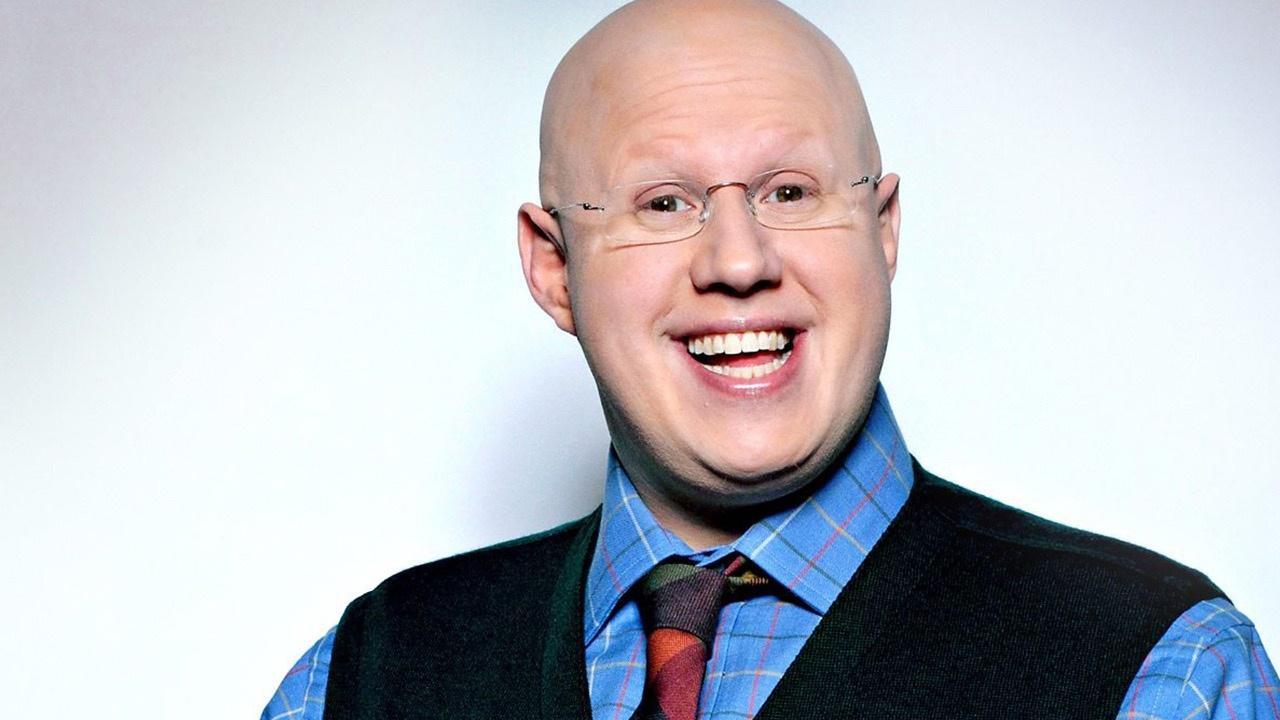 Comedian Matt Lucas