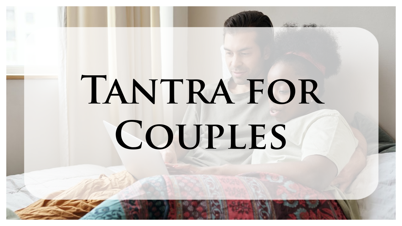Couples Tantra