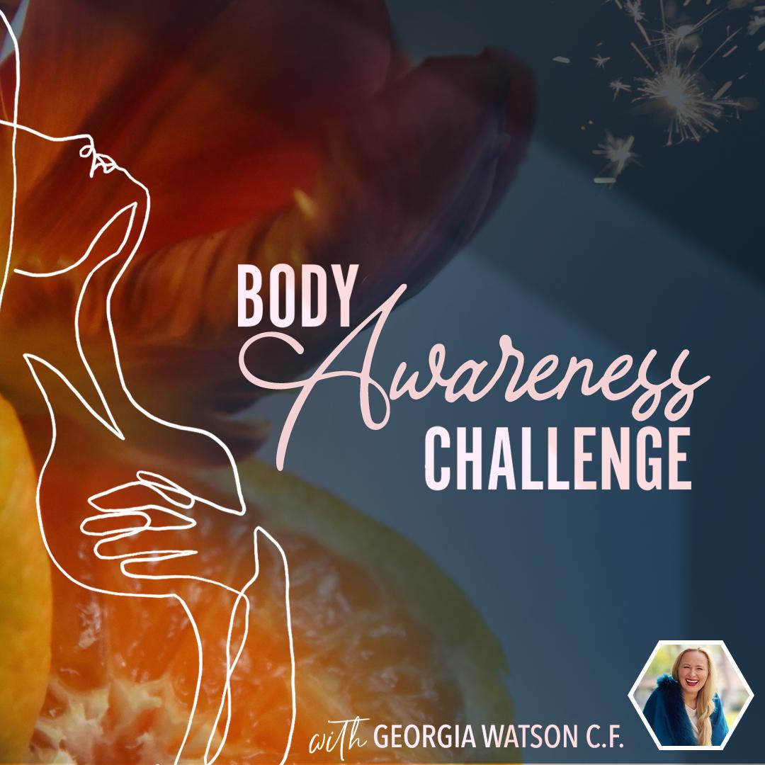 étourdissant  Mot-Clé Body Awareness Challenge