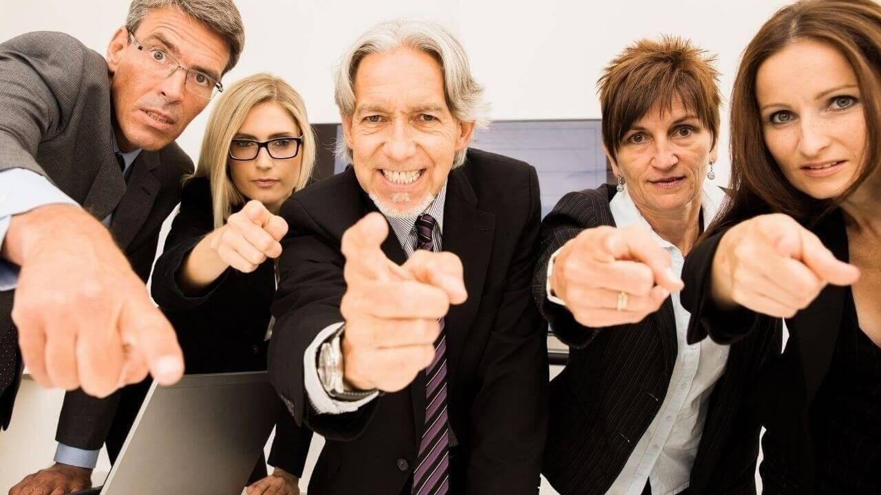 FAIL-SHARE-GROW high-trust organization - PeopleAtRightPlace