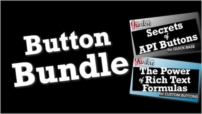 Quickbase Button Training Bundle