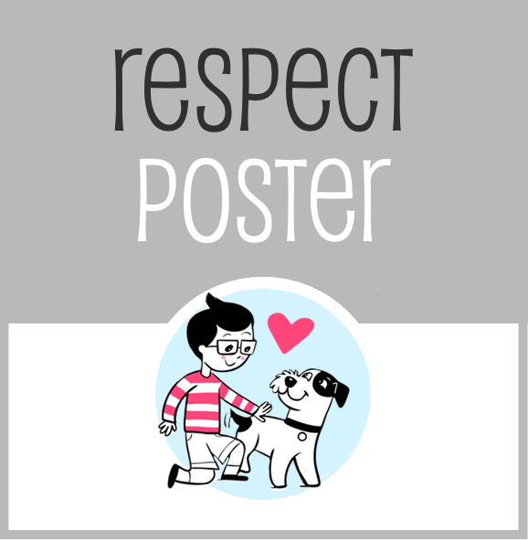 The Family Dog - Respect Poster