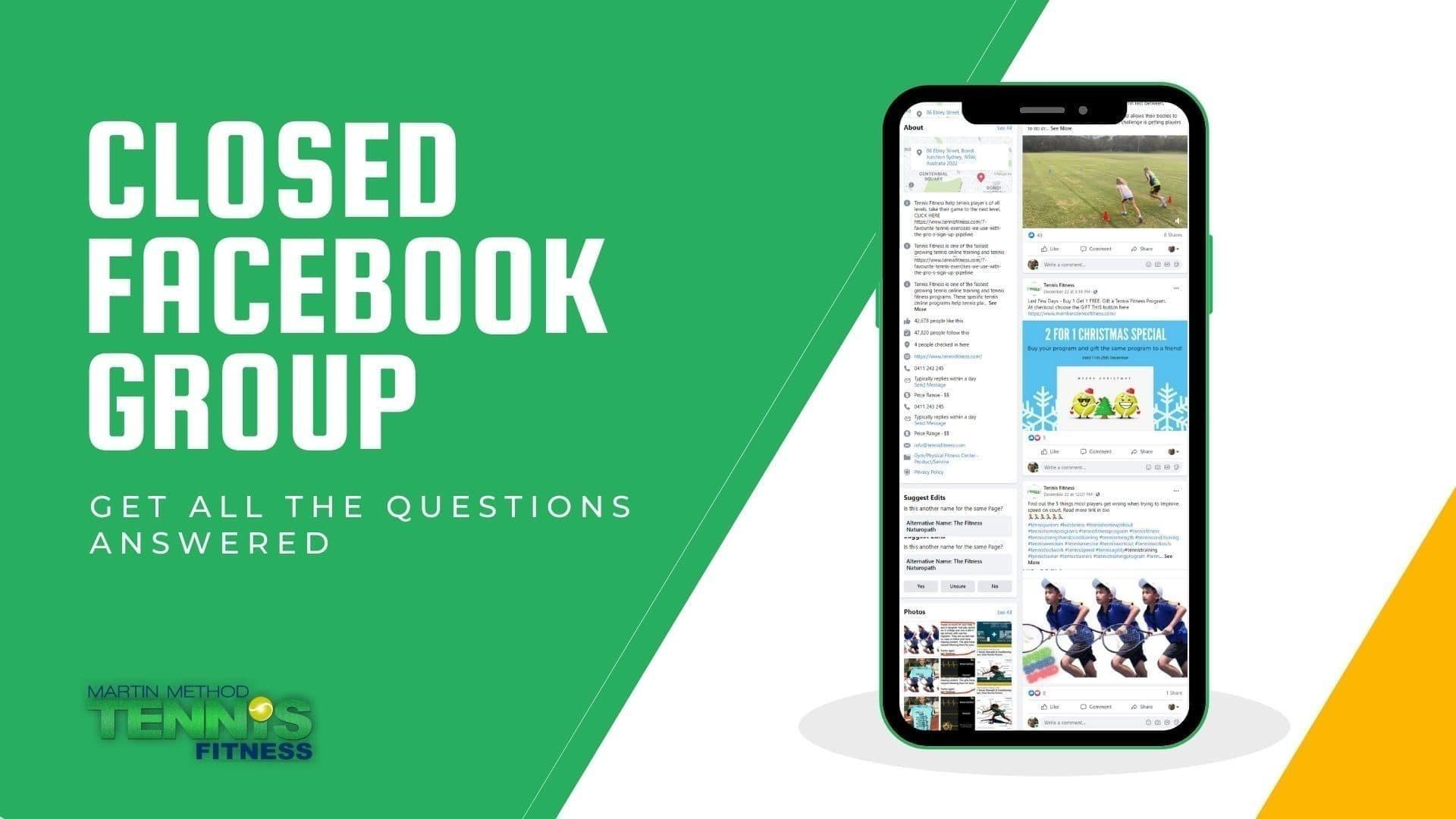 tennis- facebook-group