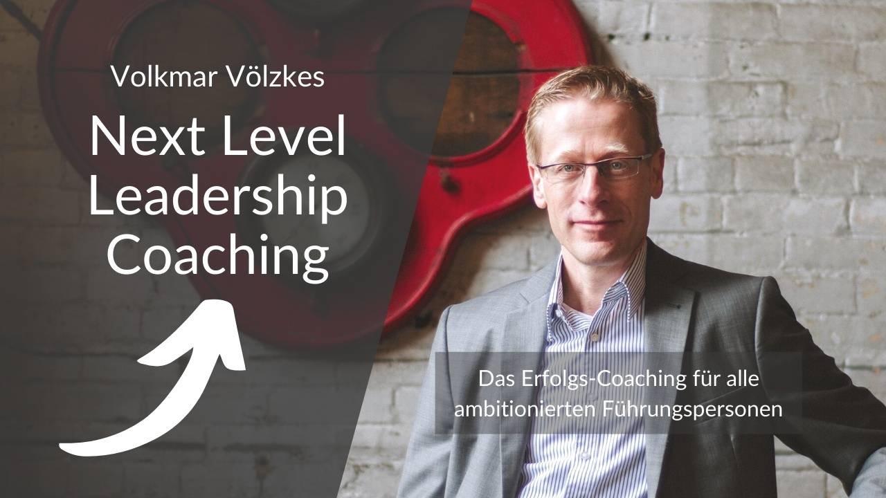 Next Level Leadership Coaching