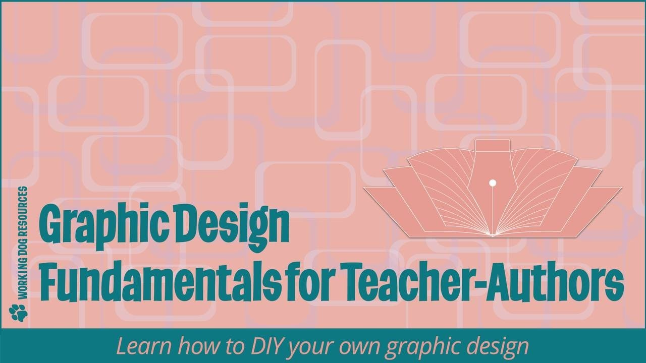 How to DIY graphic design for school teachers