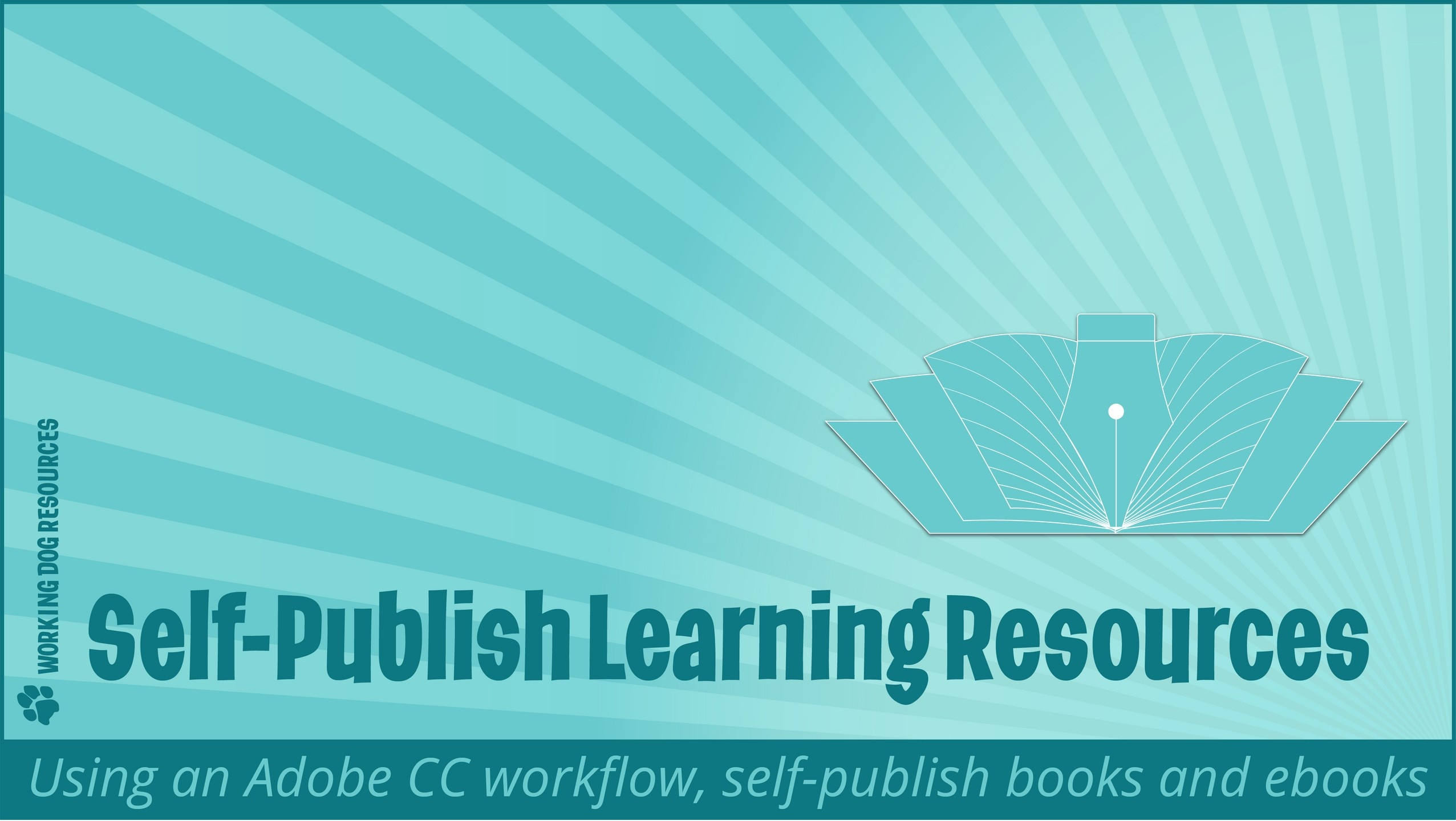 How to self publish learning resources