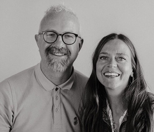 Simon & Sarah Larkin | Holy Trinity Hastings