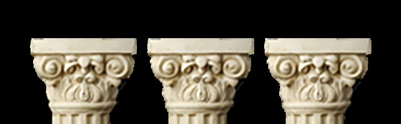 Three pillars
