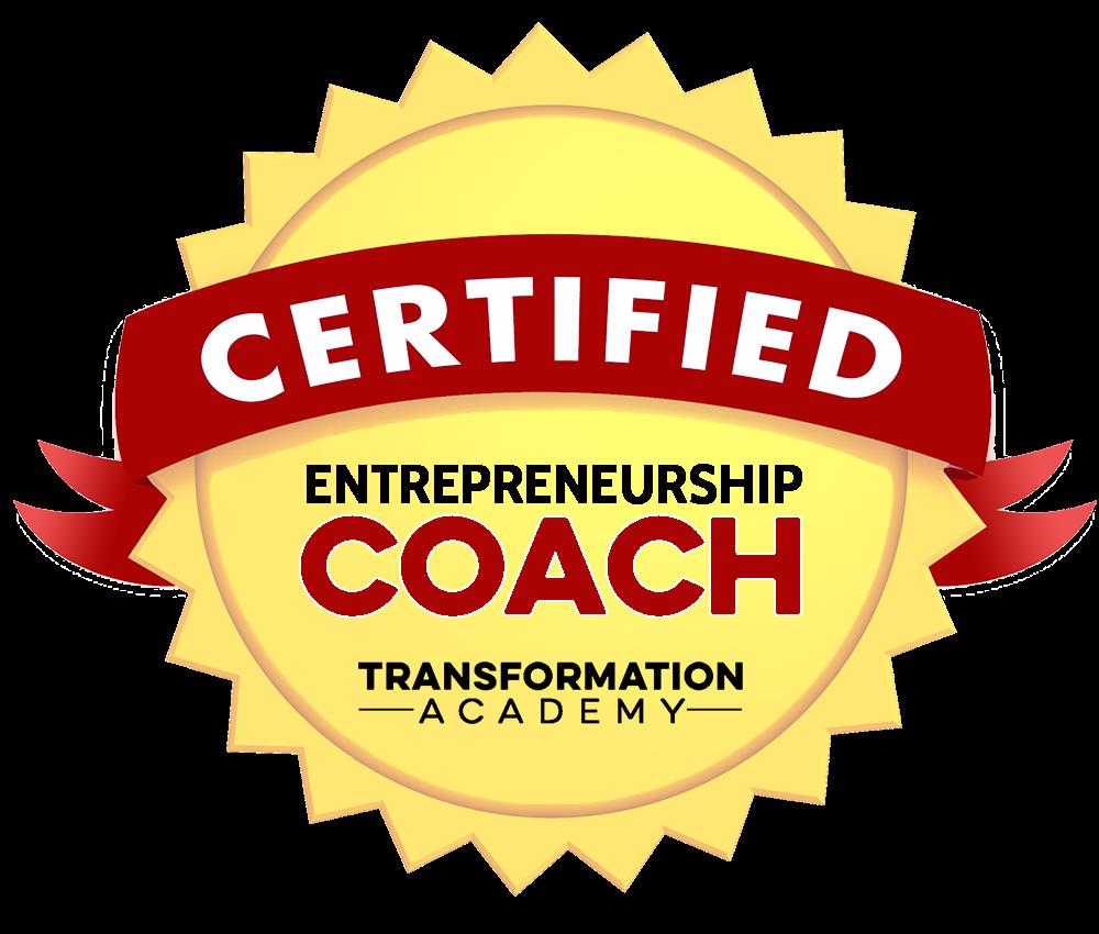 Certified Entrepreneurship Coach
