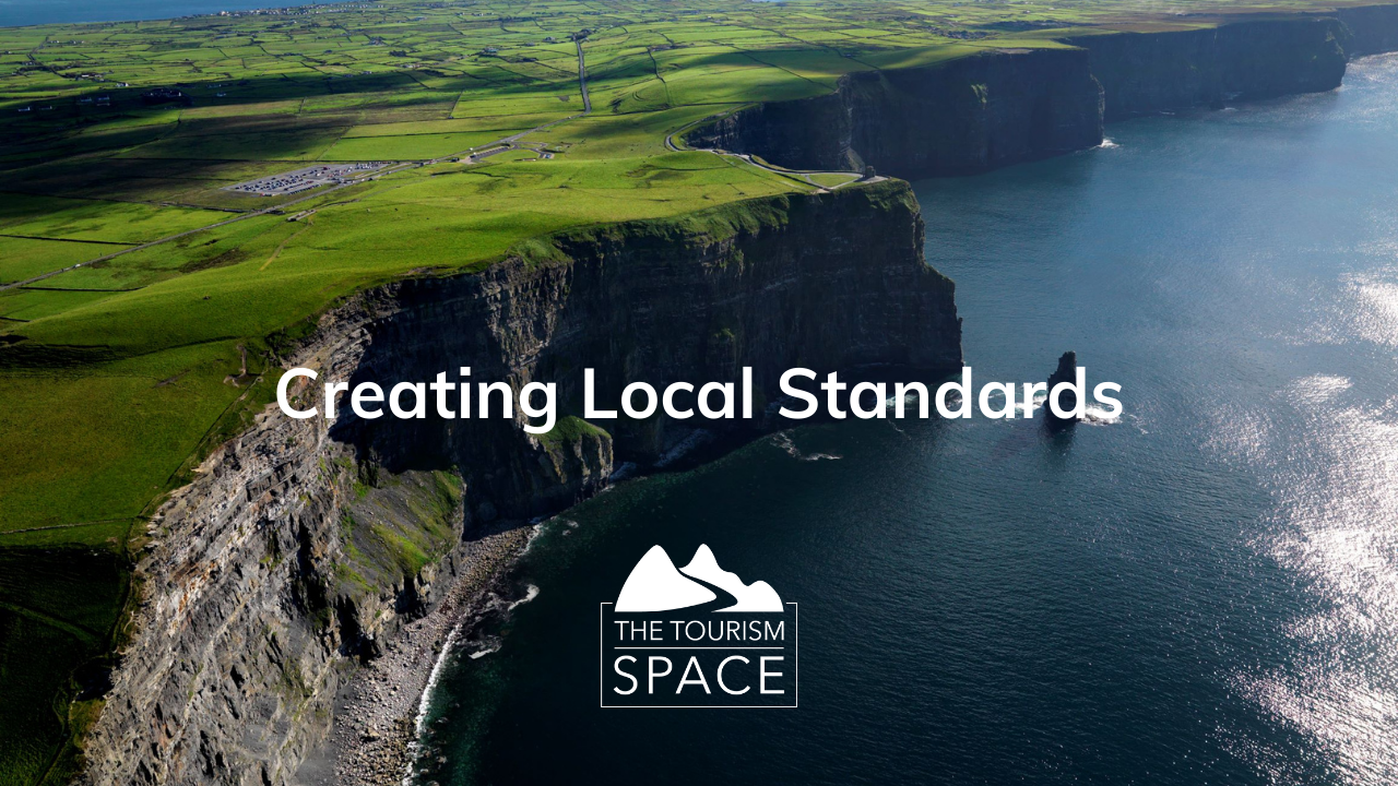 Case STudy of Creating Local Standards for Sustainable Tourism