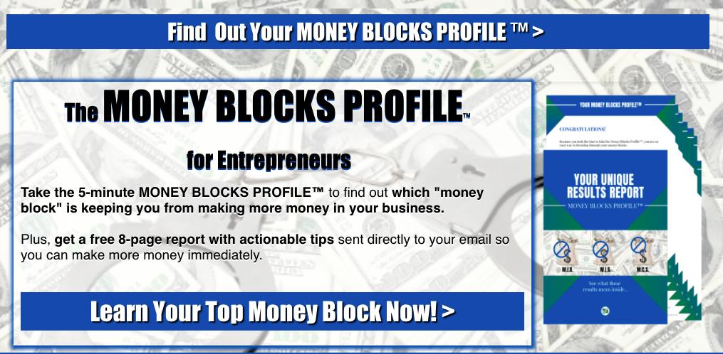Money Blocks Profile