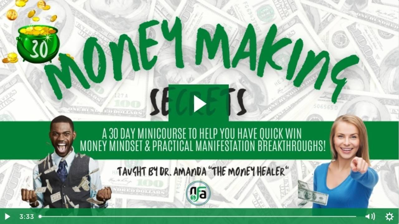 30 Money Making Secrets