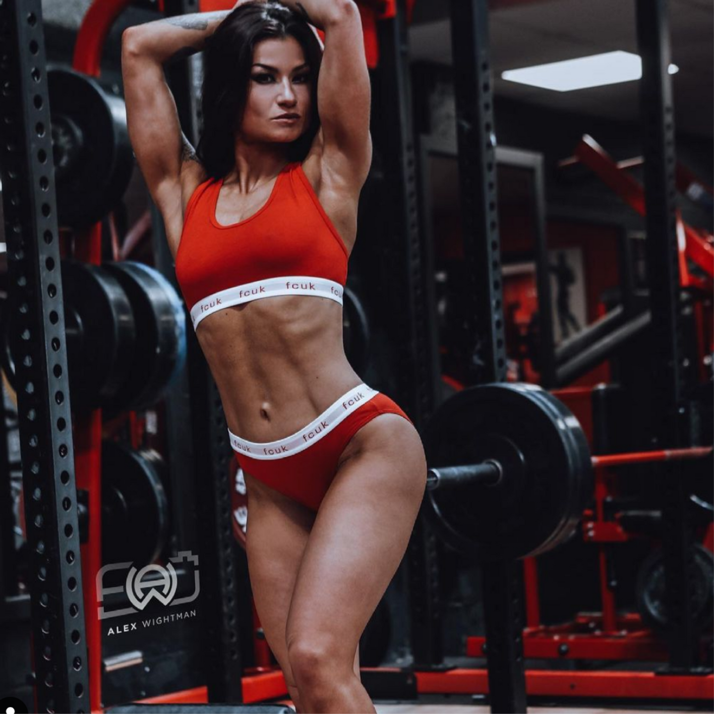 Pro Physiques Photoshoot Day