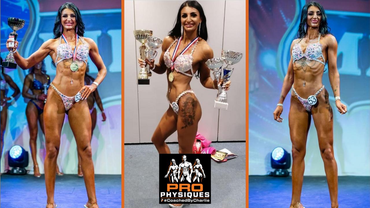 Jasmin Dunlop Miami Pro Pro Physiques