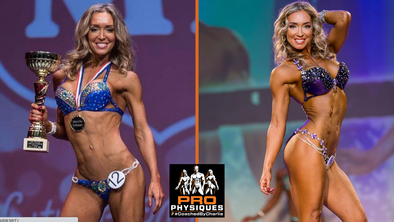 Bella Trust WBFF Pro Physiques